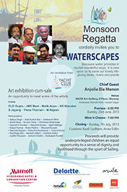 Waterscapes Art show